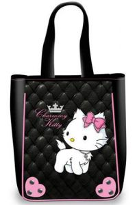 Τσαντα shopping maxi padding charmmy kitty 6811-0881