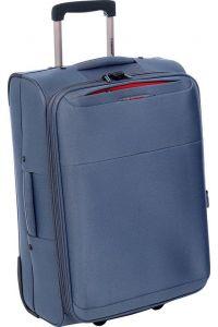 Βαλίτσα τρόλεϊ 61εκ. με Επέκταση Diplomat ZC 6039 Μπλε
