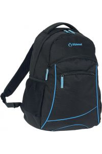 Τσάντα πλάτης BF 10 Diplomat Μαύρο