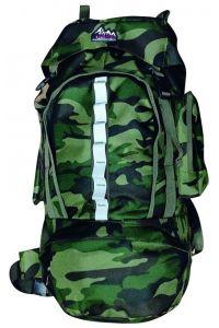 Στρατιωτικό σακίδιο πλάτης Colorlife Army 637 Πρασινη Παραλλαγη