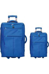 Σετ Βαλίτσες 2 τεμαχίων τρόλεϊ Diplomat ZC 8004 51-71 Μπλε