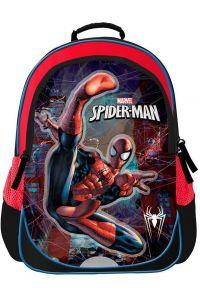 Τσάντα πλάτης δημοτικού spiderman με 2 θήκες 37x28x15.5 εκ. Bagtrotter 30442
