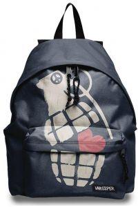 Τσάντα δημοτικού χειροβομβίδα με 2 θήκες 43x3 2.5x1 3.3 εκ. Unkeeper 28767