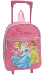 Τσάντα νηπίου τρόλευ princess με 2 θήκες 31x25x10 εκ. Bagtrotter 29769