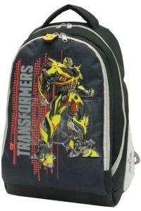 Τσάντα δημοτικού πλάτης transformers με 2 θήκες 46x35x20 εκ. Bagtrotter 29775