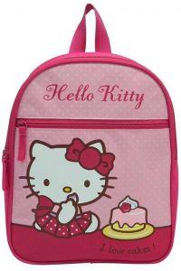 Τσάντα νηπίου πλάτης hello kitty με 2 θήκες 31x25x10 εκ. Bagtrotter 29796