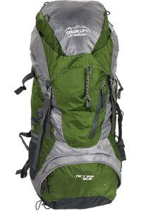 Ορειβατικό Σακίδιο 60lt Net Adventure Colorlife 172 Πράσινο