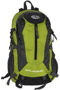 Ορειβατικό Σακίδιο 45lt Net Adventure Colorlife 815 Πράσινο