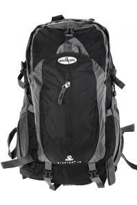 Ορειβατικό Σακίδιο 45lt Net Adventure Colorlife 825 Μαύρο