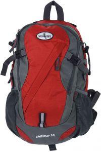 Σακίδιο Πλάτης 26lt Net adventure Colorlife 996 Κόκκινο