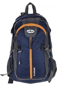 Ορειβατικό Σακίδιο 40lt Net Adventure Colorlife 1065 Μπλε Σκούρο