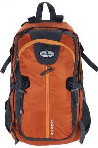 Ορειβατικό Σακίδιο 40lt Net Adventure Colorlife 1065 Πορτοκαλί