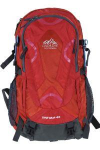 Ορειβατικό Σακίδιο 45lt Net Adventure Colorlife 1549 Κόκκινο