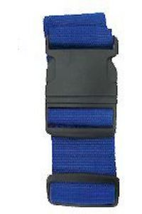 Ιμάντας Βαλίτσας Απλός V285 Μπλε