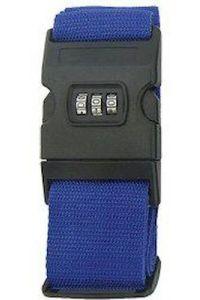 Ιμάντας Βαλίτσας Με Συνδυασμό M303 Μπλε
