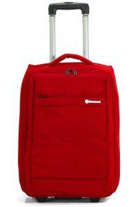 Βαλίτσα Καμπίνας Τρόλευ Πτυσσόμενη Benzi BZ5027 Κόκκινο
