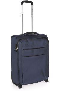 Βαλίτσα Καμπίνας 2 Ρόδες 55x40x20 εκ. Stelxis 110-55 Μπλε