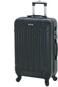 Βαλίτσα Τρόλευ 60 εκ. Cardinal 2000C/60 Μαύρο