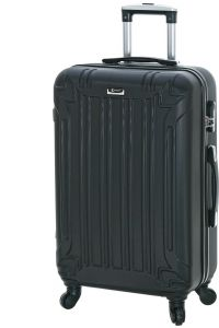Βαλίτσα Τρόλευ 70 εκ. Cardinal 2000C/70 Μαύρο