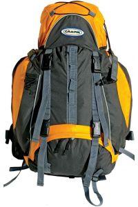 Ορειβατικό Σακίδιο 55lt Summit Γκρι/Πορτοκαλί Campus 810-9984-2