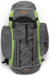 Ορειβατικό Σακίδιο Climb 55lt Γκρι/Lime Campus 810-5948-3
