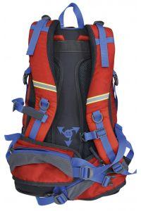 Ορειβατικό Σακίδιο 45lt Net Adventure Colorlife 5249 Φούξια