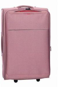 Βαλίτσα τρόλεϊ 71εκ. με Επέκταση Diplomat ZC 6039 Ροζ
