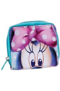 Πορτοφολι με Κουμπι Minnie Fashion Gim 340-69283