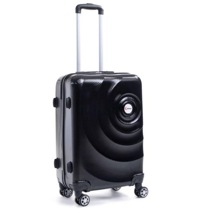 Βαλίτσα Trolley Μεγάλη 70 εκ Cardinal 2000B/70 Μαύρο