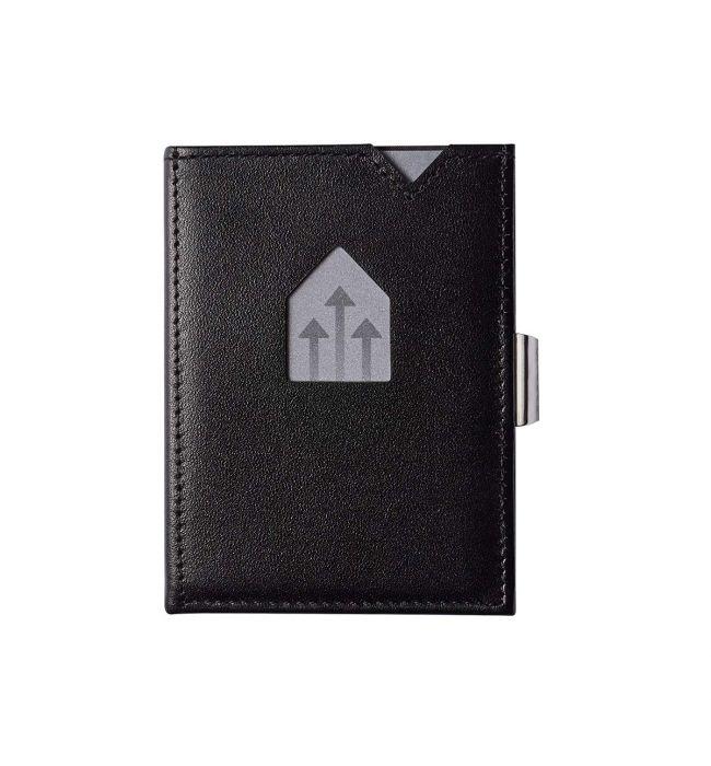 Πορτοφόλι Δερμάτινο Exentri Wallet 001 Μαύρο