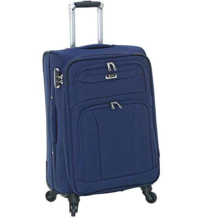 Βαλίτσα Τρόλευ 60 εκ Cardinal 3200/60 Μπλε